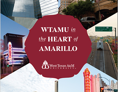 WTAMU in the Heart of Amarillo