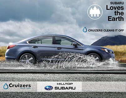 Marketing Collateral : Cruizers