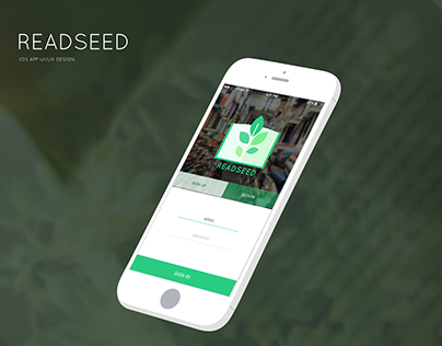 READSEED iOS app