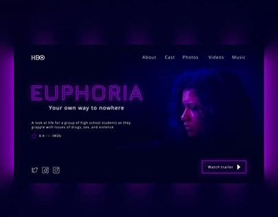 Euphoria series concept