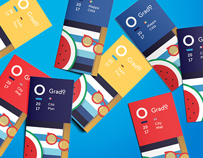 Grado - Italy. City Branding and Web Design