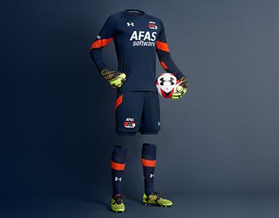 Under Armour AZ kit 2016/17