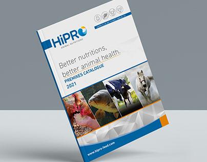 Hipro Katalog Tasarımı