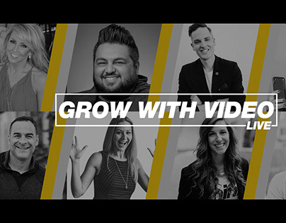 Grow With Video Live - Conference Branding and Design