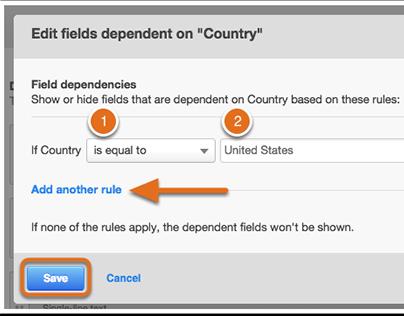 HubSpot Forms-Dependent Fields