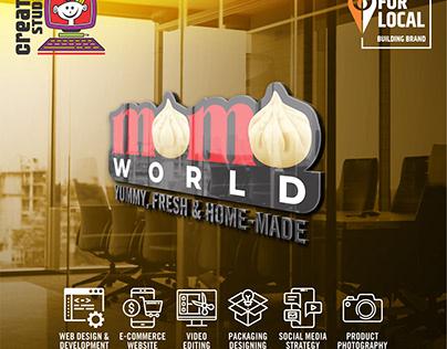 MOMO WORLD - LOGO, SOCIAL MEDIA, VIDEO PROMOS