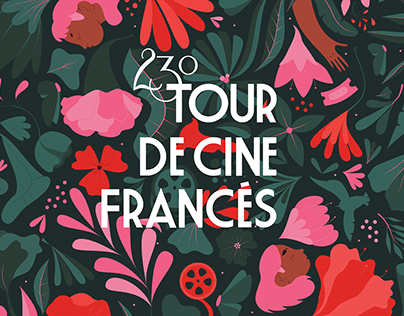 23º Tour De Cine Frances
