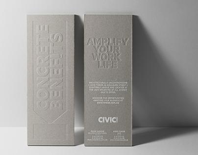 Civic Tower | Brand Identity
