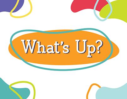 What's Up? | Áine Dillon