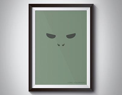 Lord Voldemort | Grau en Disseny Gràfic