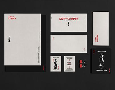 Jack the Clipper - Brand Identity