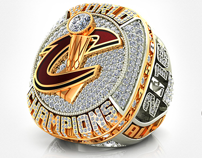 Cleveland Cavaliers Ring Night Graphics