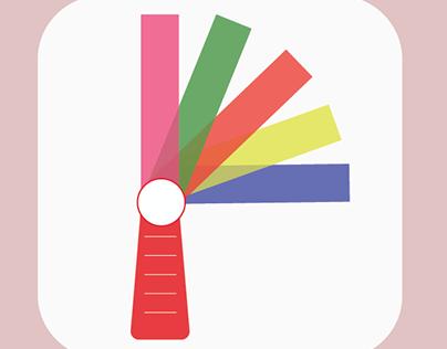 Pinterest logo re-design
