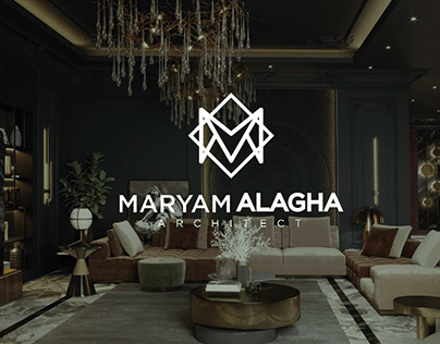 PERSONAL VISUAL IDENTITY | ARCHITECT MARYAM ALAGHA