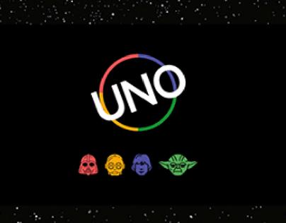UNO - STAR WARS