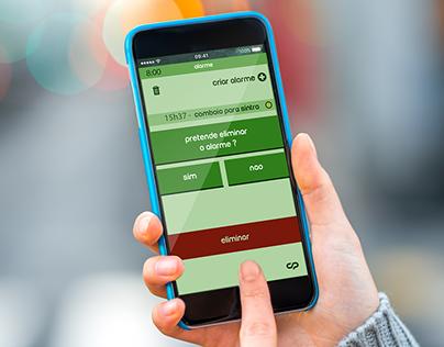 App Mobile Comboios de Portugal