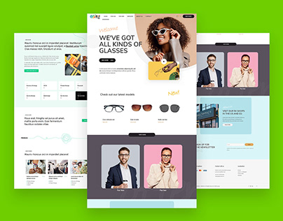 High-Converting Elementor Landing Page That Attracts