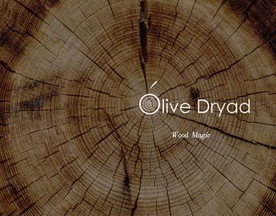 Olive Dryad