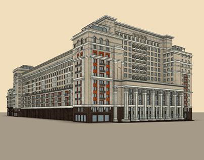 "Hotel ""Moskva"""