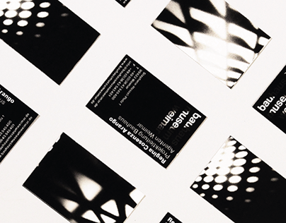bright ideas. (Bauhaus- Museum Weimar rebranding)