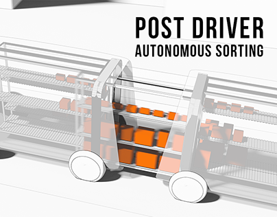 Driverless freight transport (thesis project)