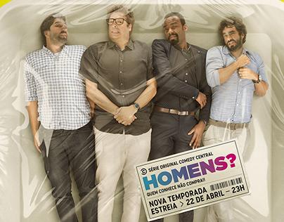 Homens? Comedy Central