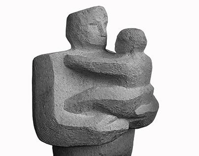 Petar Hranuelli, Tata i dijete