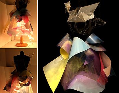 3-D Dress