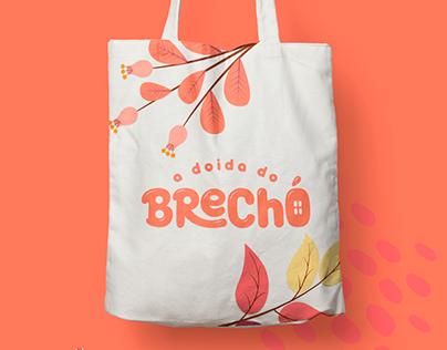 Branding | A Doida do Brechó