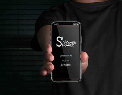 Power Shower. App