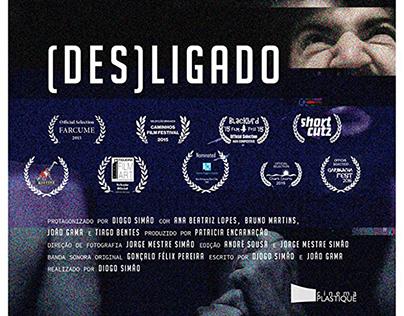 """Shortfilm """"(des)ligado"""" (2015)"""