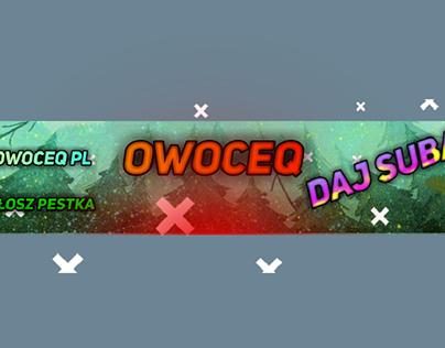 OwoceQ Banner