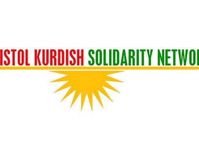 Logo for Bristol Kurdish Solidarity Network