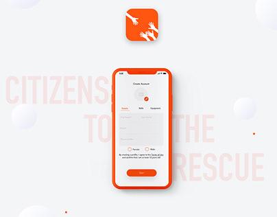Citizen to the rescue