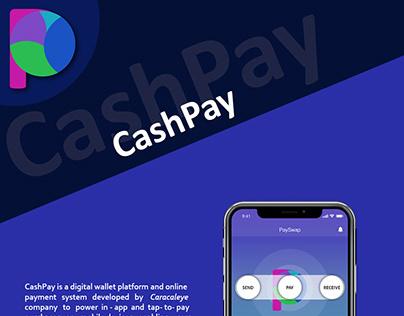CashPay app Design by Utkarsh Bhatt UKB