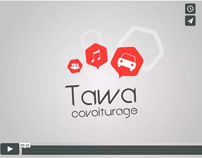 Spots Publicitaire - Tawacovoiturage.fr