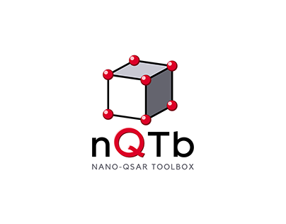 QSAR LAB nQTb logo design