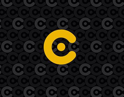 C Minimalist Logo Design