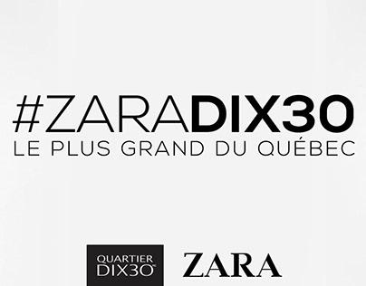 ZARA DIX30