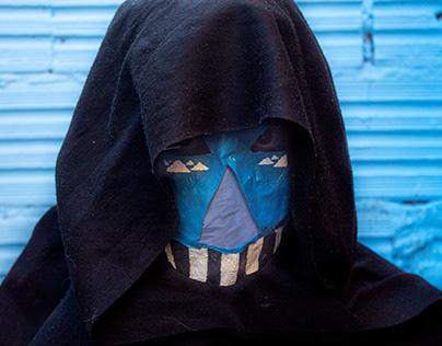 Morte Azul