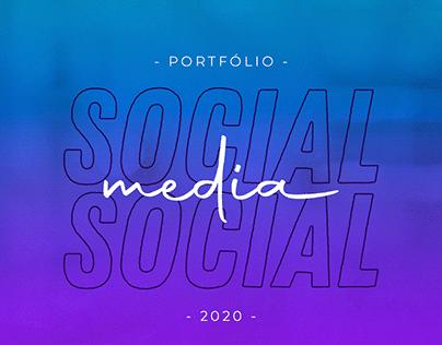 Social Media Vol. 3 | 2020