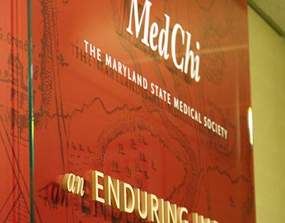 Med-Chi Milestone Wall