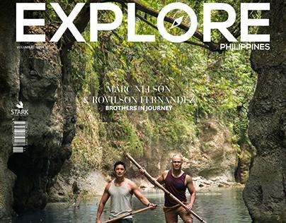 Explore PH Magazine Adventure Issue (June - July 2016)