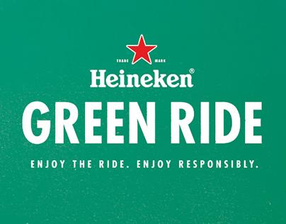 Heineken Green Ride