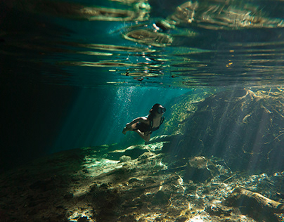 Campaña Cenotes