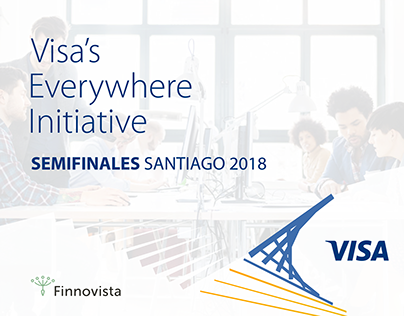 Visa's Everywhere Initiative Santiago 2018