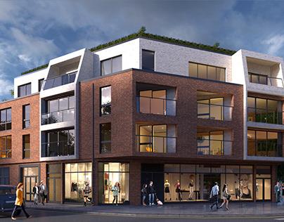 Sternhold Avenue LONDON
