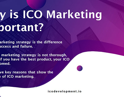 Why is ICO Marketing Important?