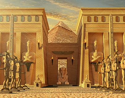 Real Egypt 3d