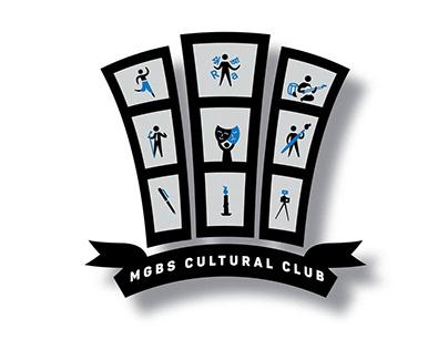 MGBS Cultural Club Logo
